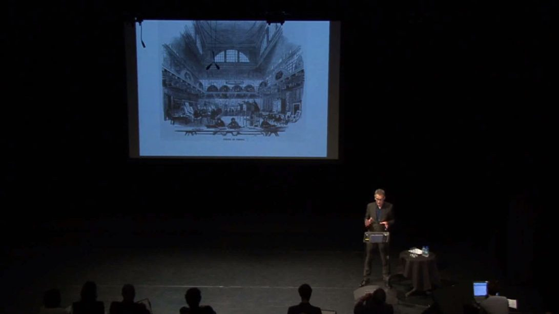 Keynote Lecture For 'What's The Point Of Art School?' Central Saint Martins 14 May 2013
